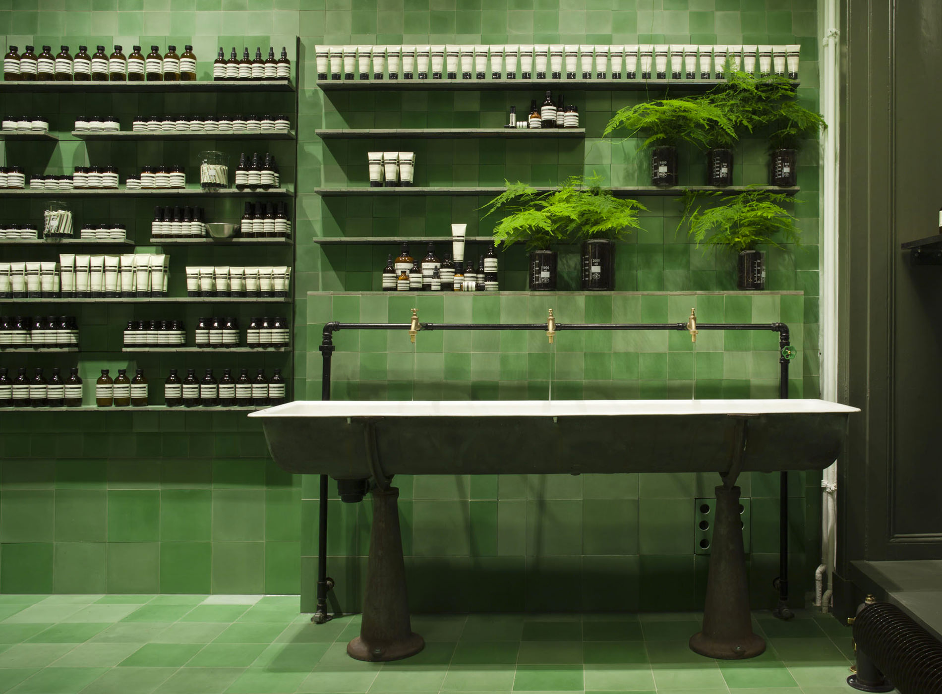 City Guide Aesop Boutique Design Architecture