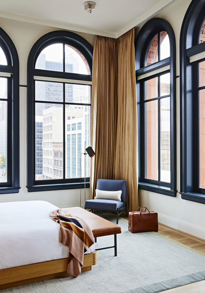 City Guide Detroit Shinola Hotel Boutique Hotel