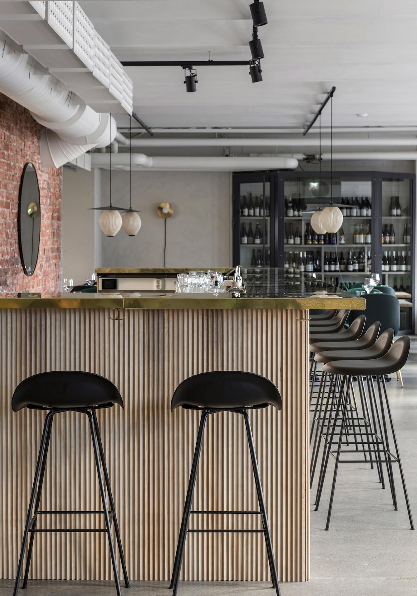 City Guide Helsinki Maannos Restaurant Design