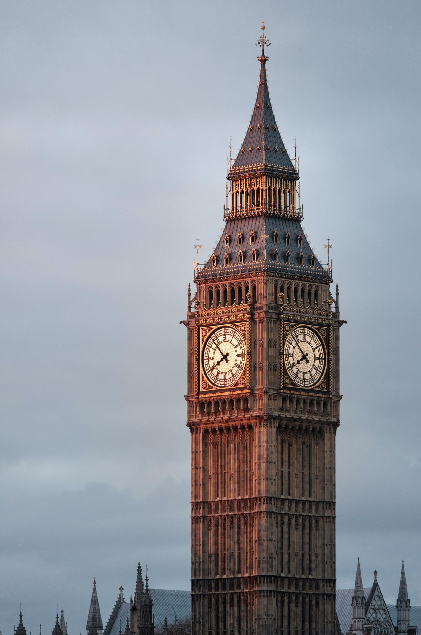 City Guide Londres Big Ben London Inspiration Hôtels