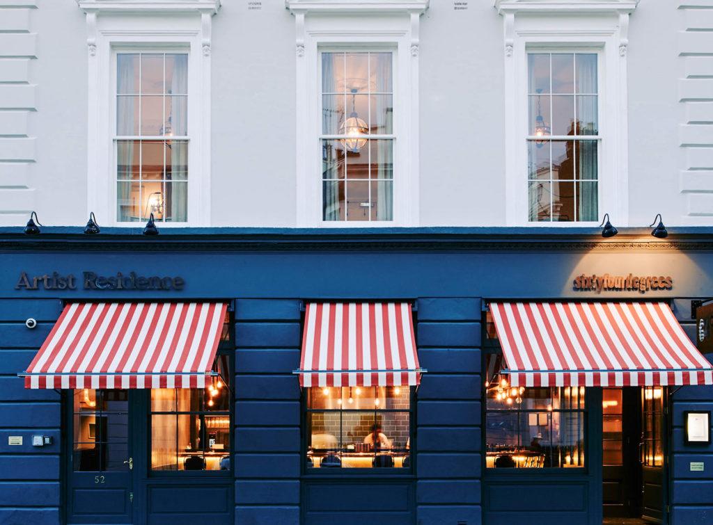 City Guide Londres Boutique Hotel Artist Residence Hôtels London