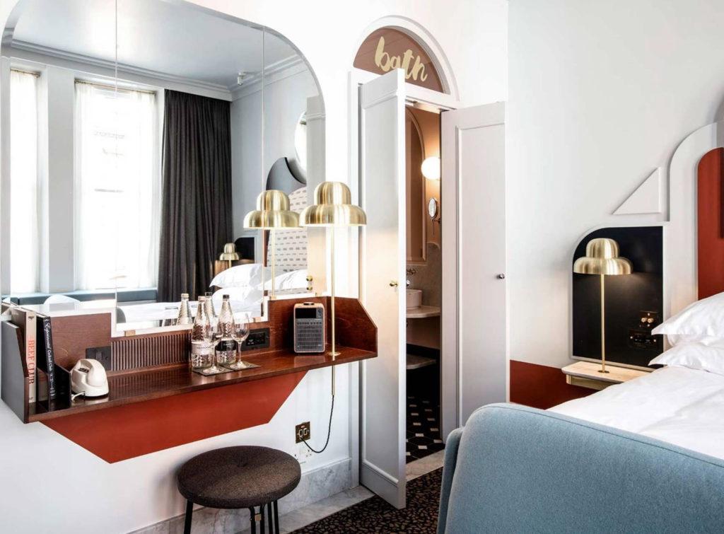 City Guide Londres Hôtel Henrietta Hotel London
