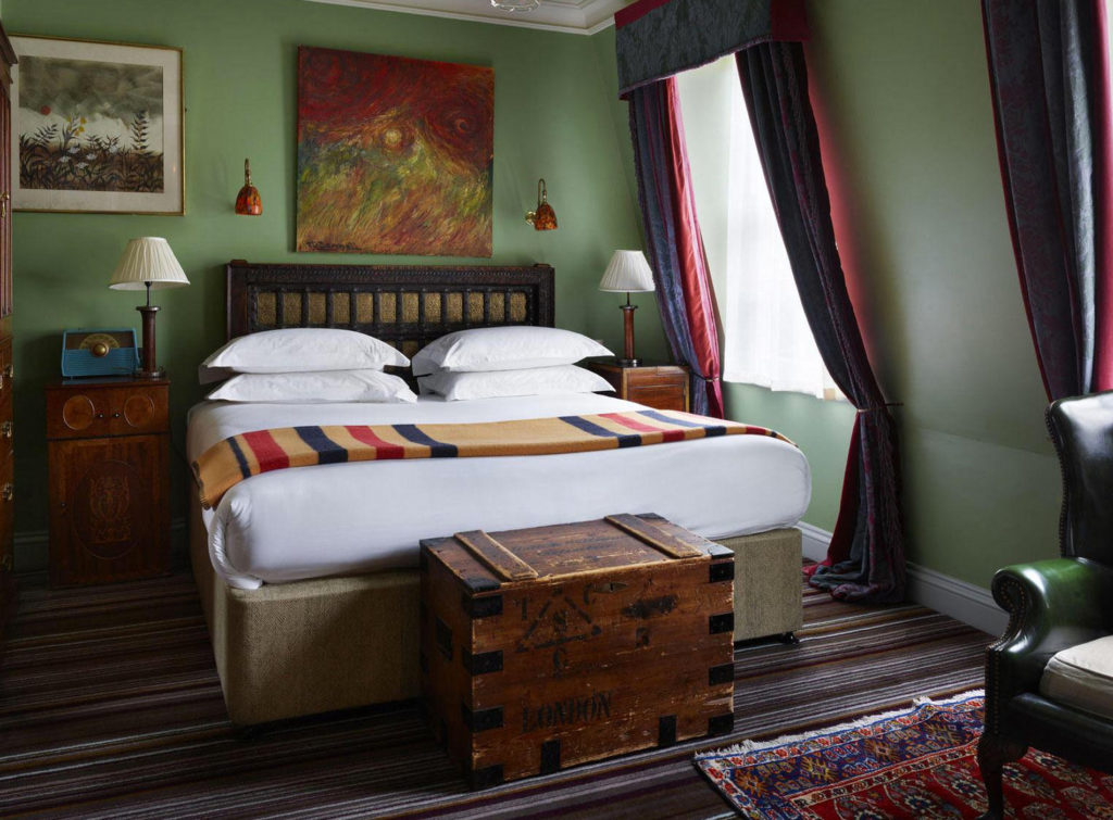 City Guide Londres Hôtels The Zetter Townhouse Clerkenwell London Boutique Hotel