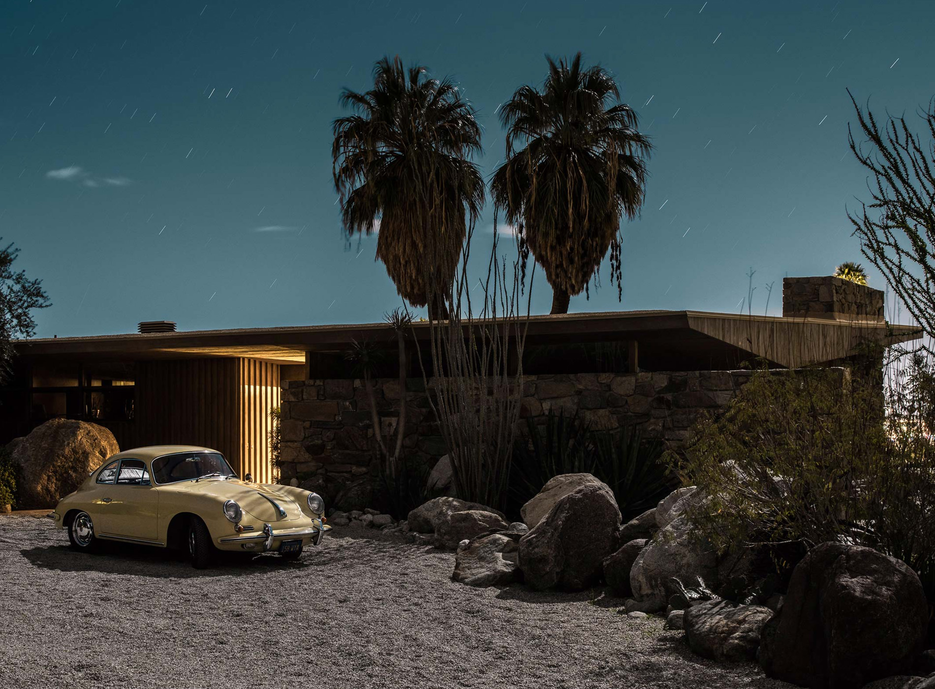 Midnight Modern Tom Blachford Série Photographique