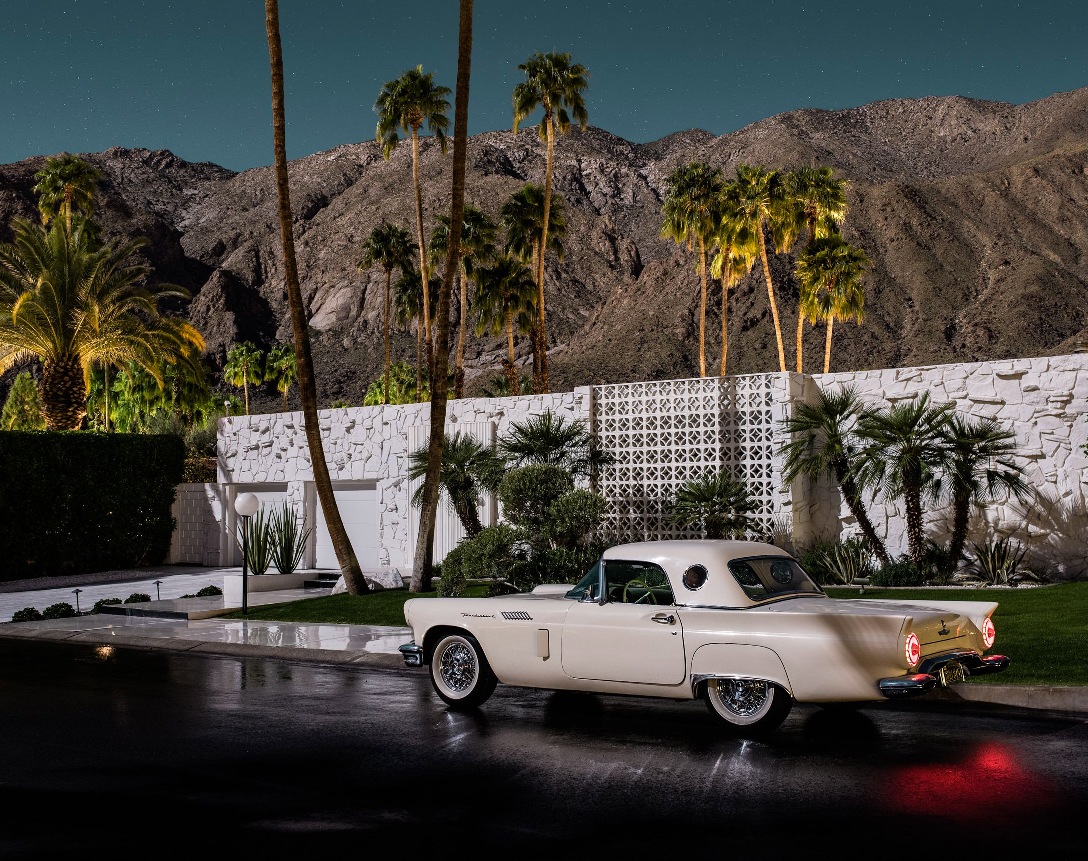 Midnight Modern Tom Blachford Série Photographique