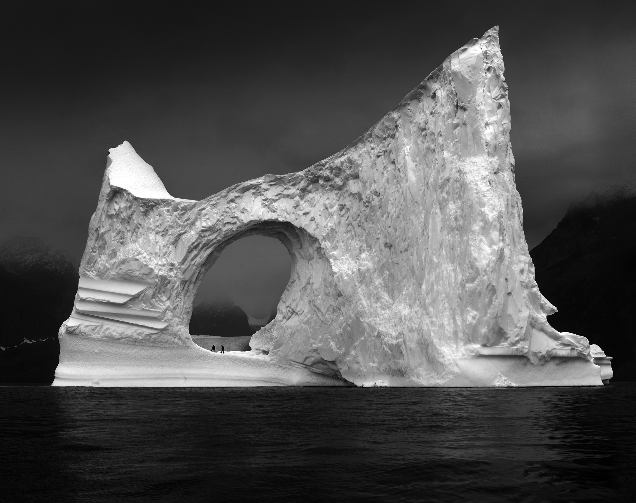 Ragnar Axelsson Photographie Islande Glacier Faces of The North Last days In The Arctic