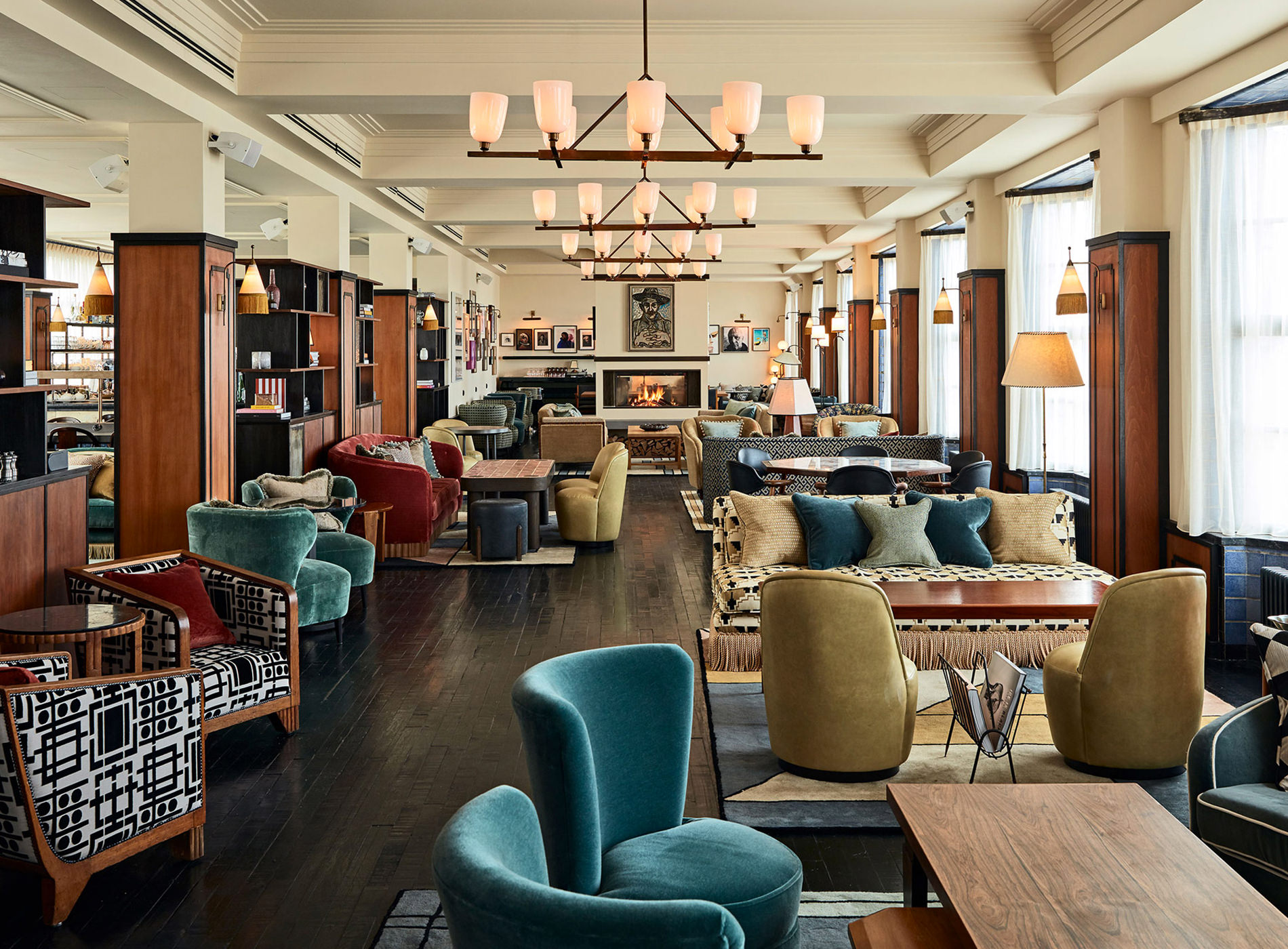 City Guide Amsterdam Soho House Amsterdam Pays Bas Netherland