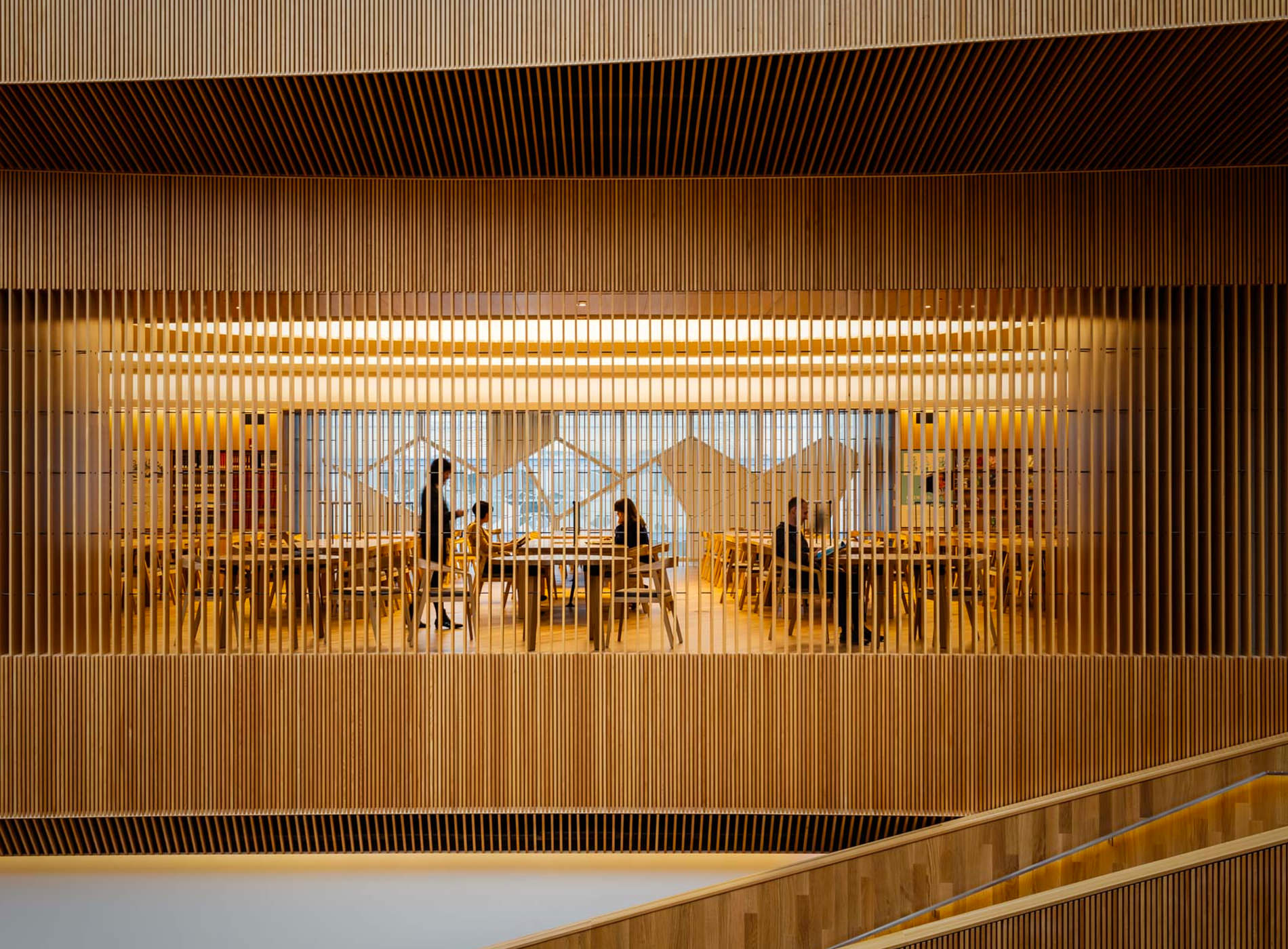 City Guide Calgary The Central Library Bibliothèque Snøhetta Architectes