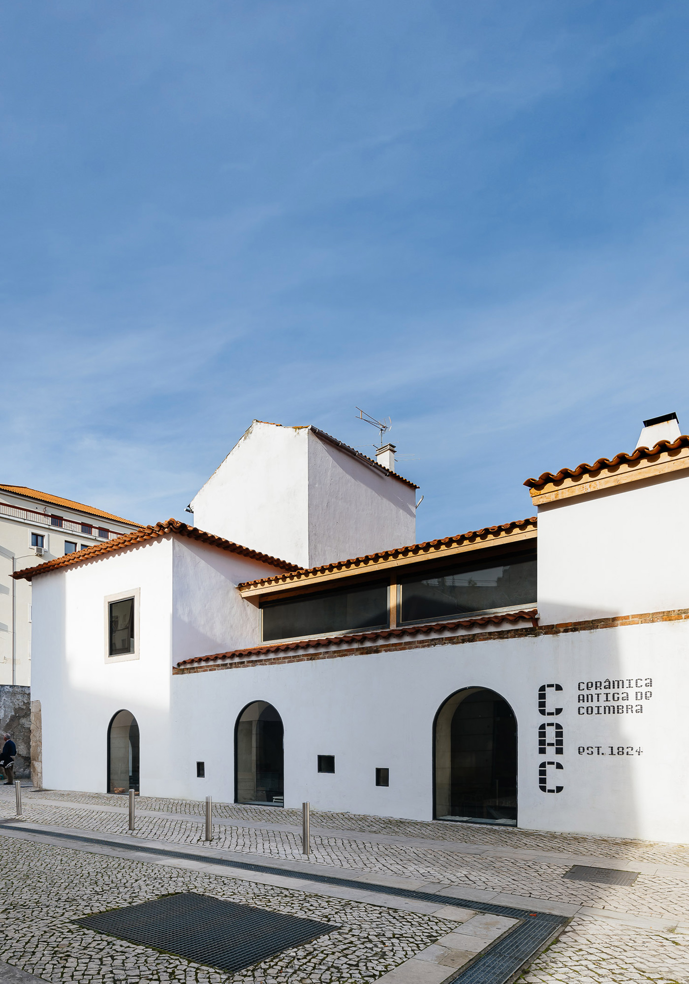 City Guide Coimbra Ceramica Antiga - Atelier de Céramique de Coimbra