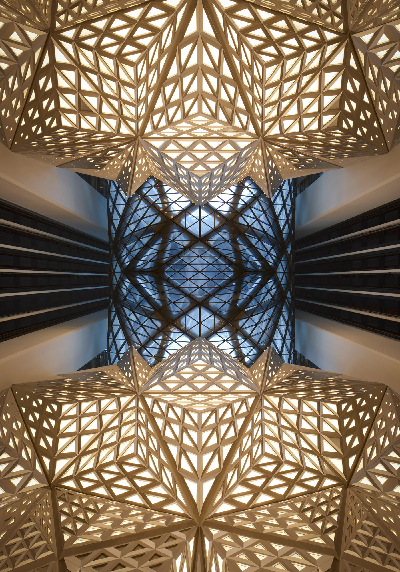 City Guide Macao Chine Morpheus Hotel Zaha Hadid Architects