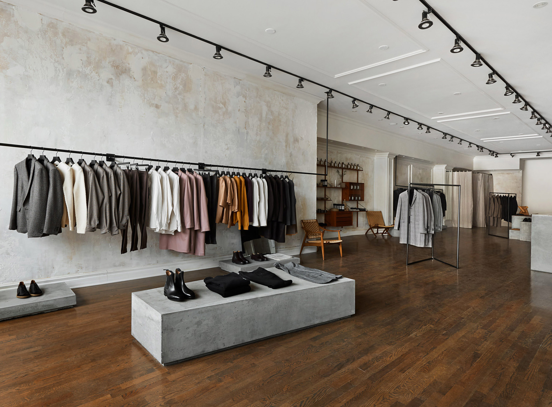 Ecole de Pensée Boutique Montréal Menswear