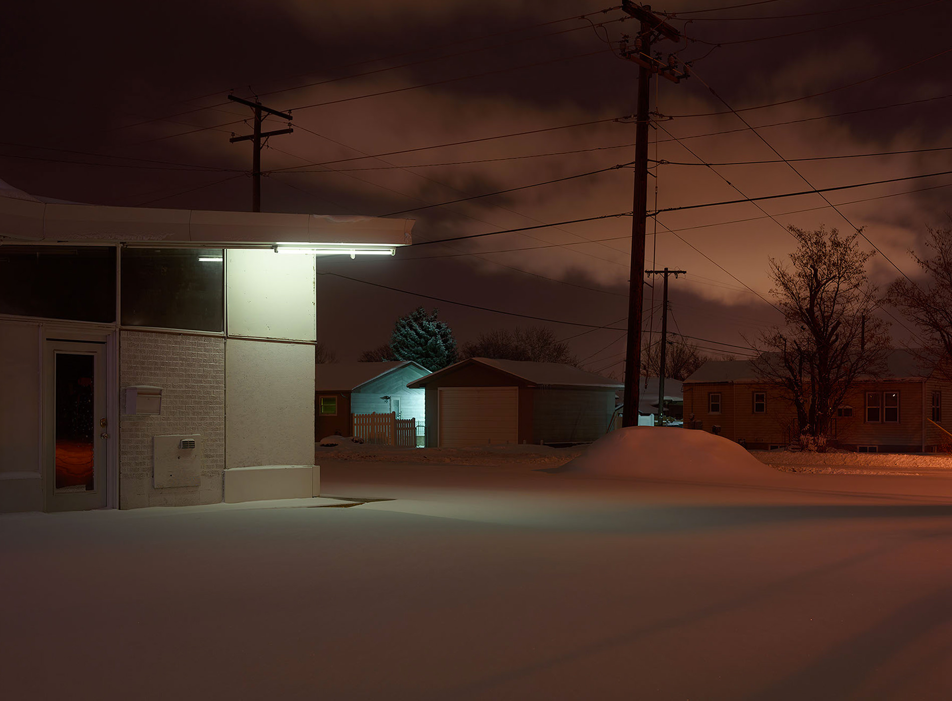 Photographie Josef Hoflehner Roadside America