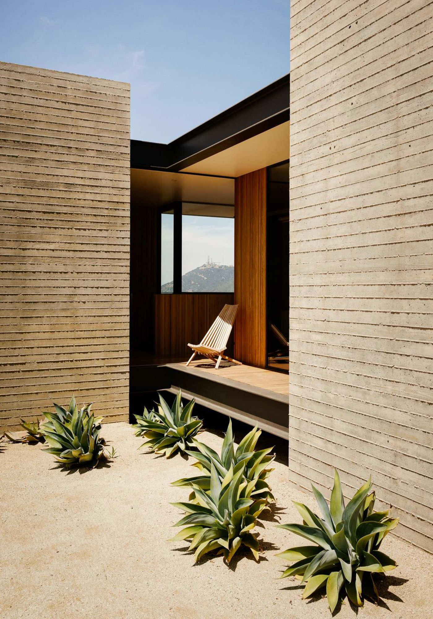 Architecture Californie Maison Saddle Peak House Topanga Canyon