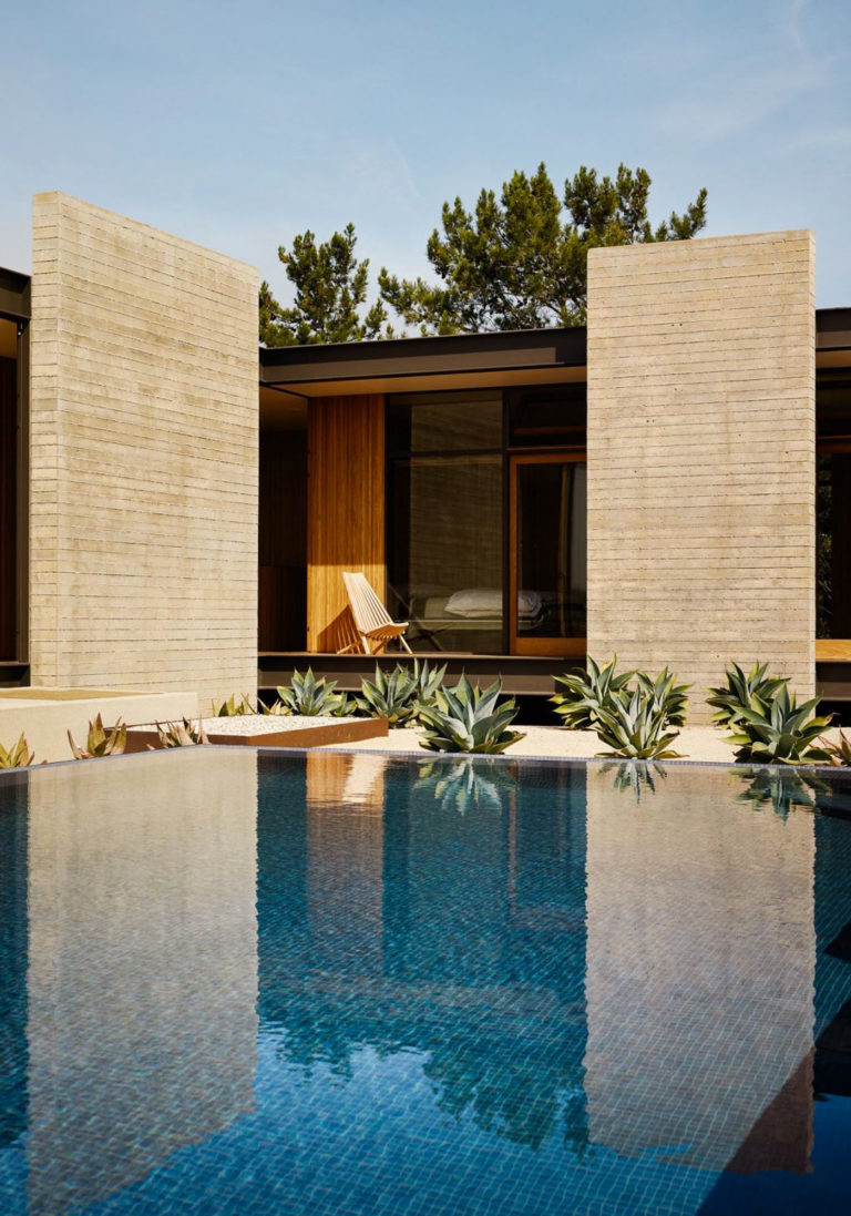 Architecture Maison Topanga Canyon Californie