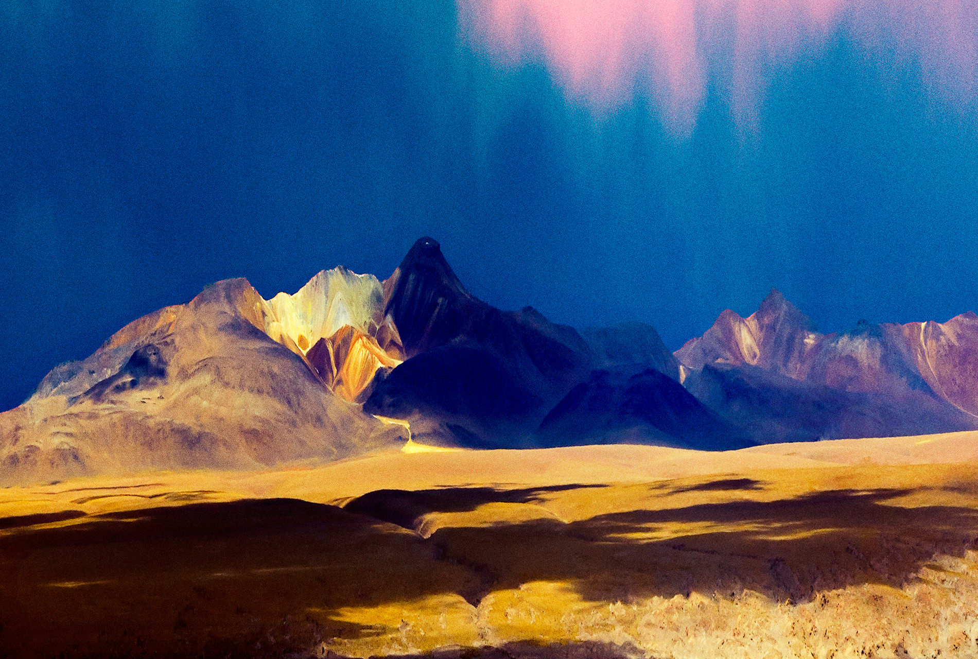 Brendan Pattengale Paysages Islande Chili Bolivie