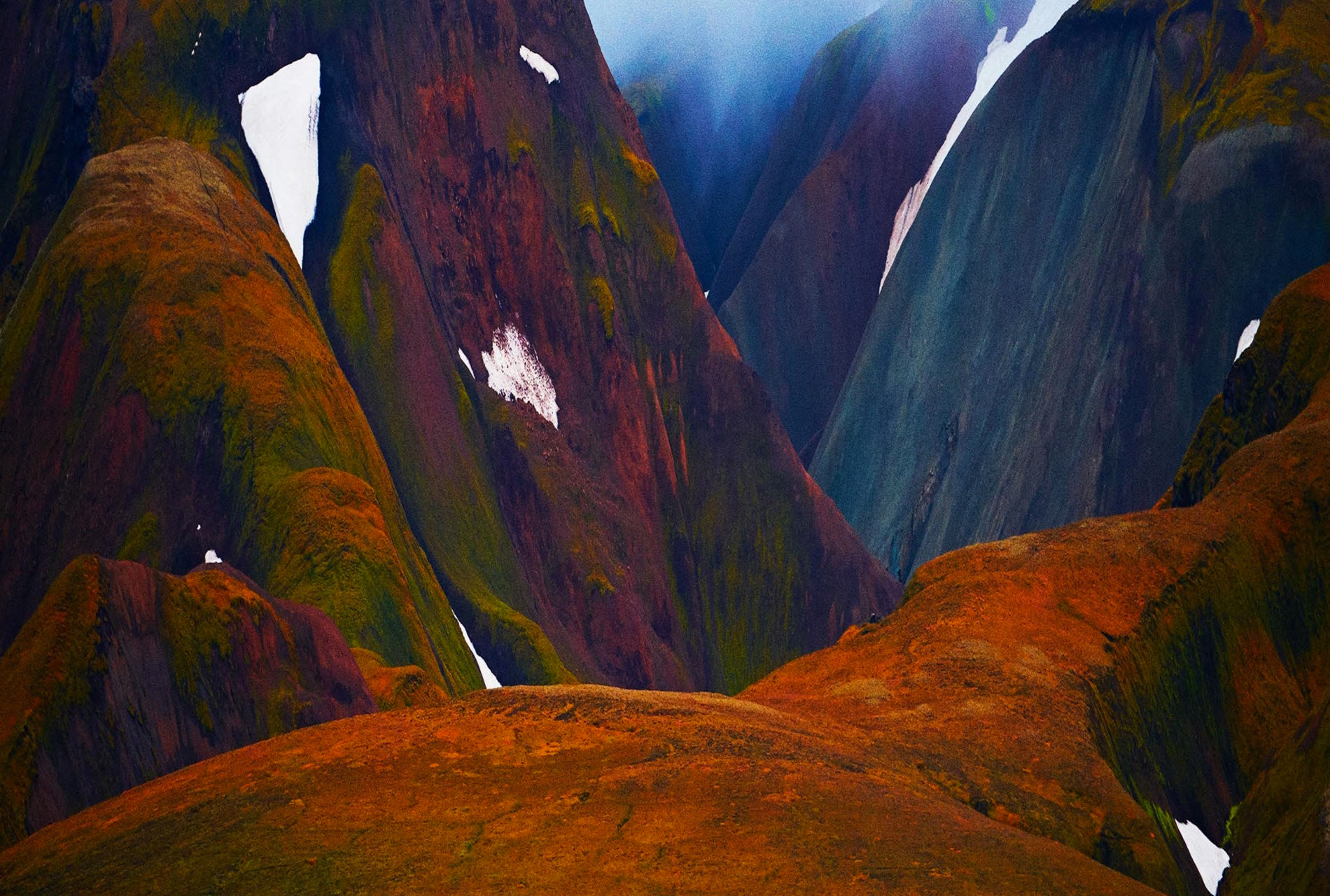 Brendan Pattengale Photographie Paysages Couleurs