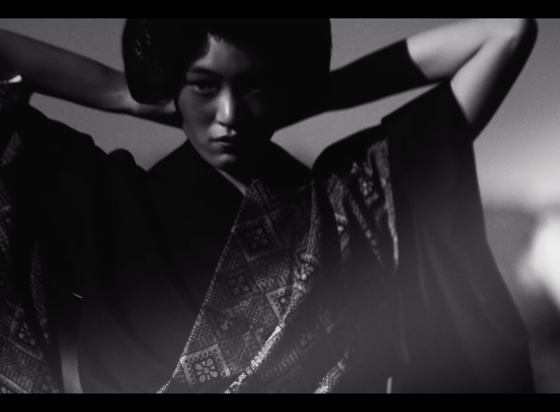 Culture Of The Kimono Peter Lindbergh Photography