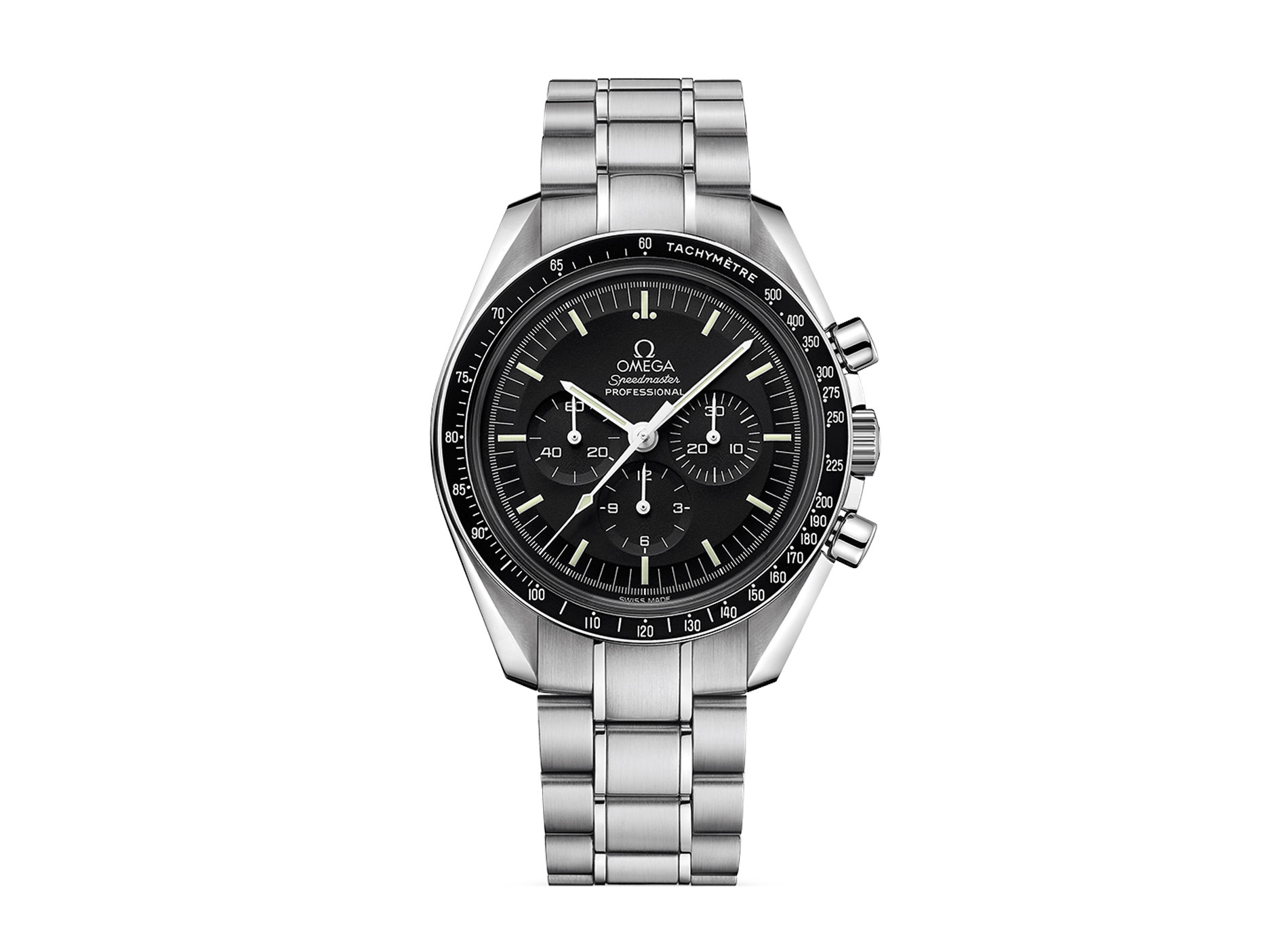 Sélection Belles Montres Omega Speedmaster Moonwatch Chronographe Professional