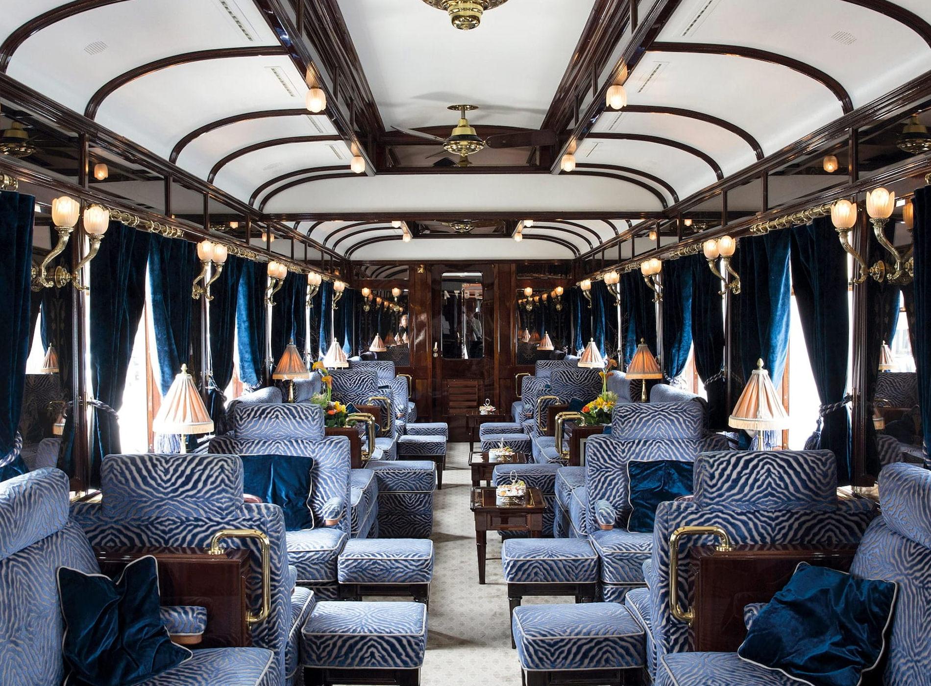 Sélection Belles Montres Voyage Venise-Simplon-Orient-Express