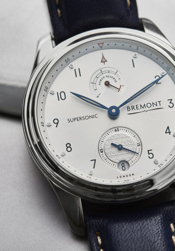 Montre Bremont Concorde British Airways Edition