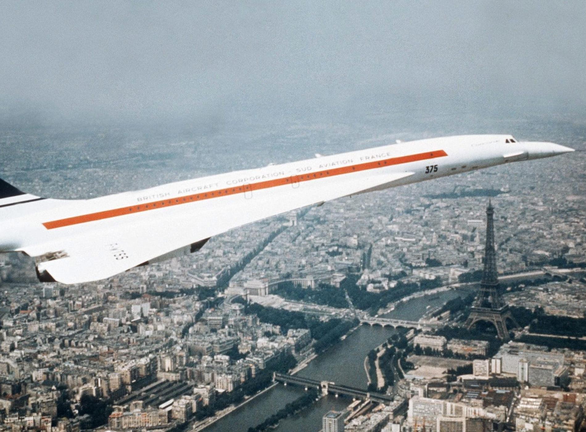 Montre Bremont Concorde Edition Limitée British Airways