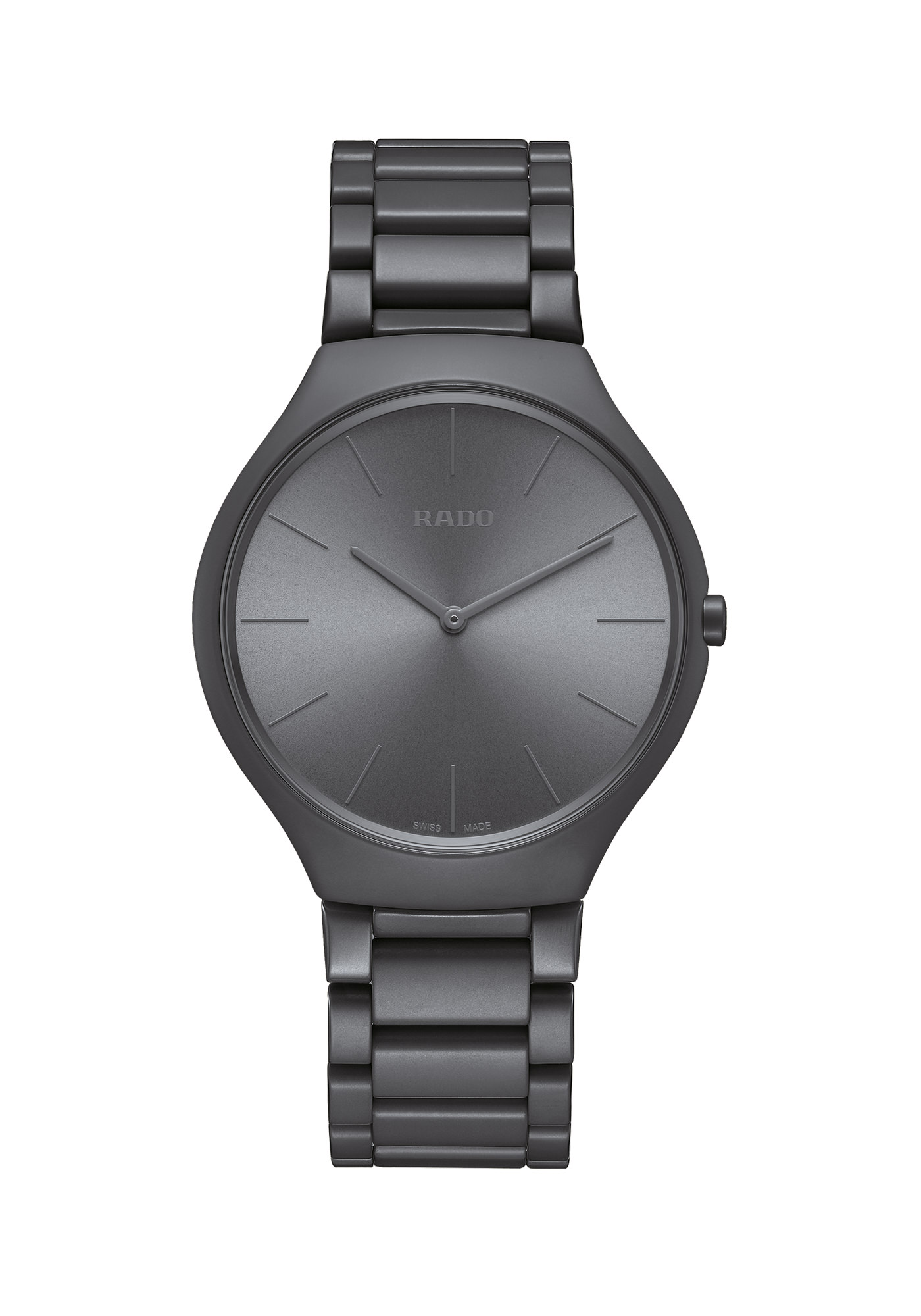 Rado Montres True Thinline Les Couleurs Le Corbusier Iron Grey 32010