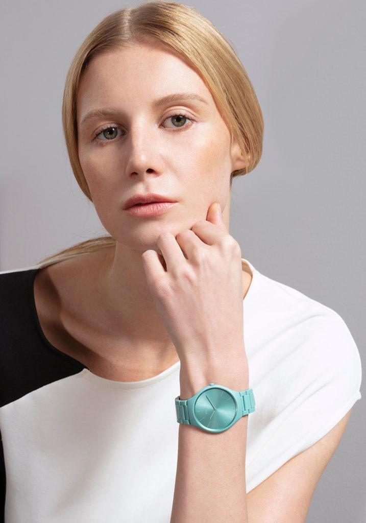 Rado Montres True Thinline Les Couleurs Le Corbusier Portrait