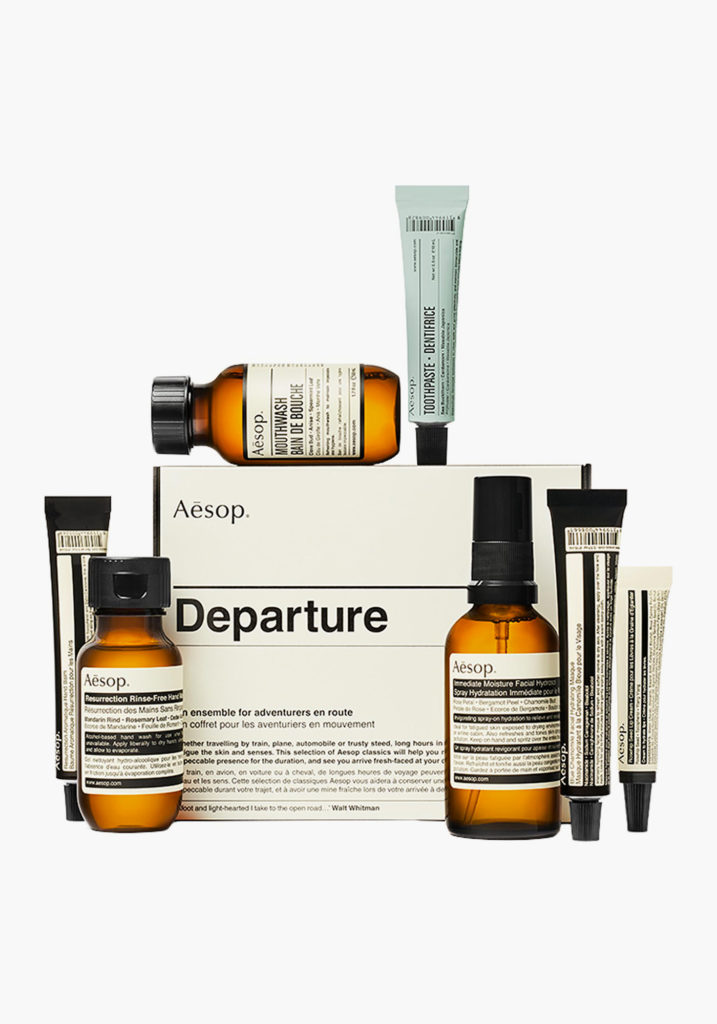 Aesop Coffret Voyage Departure