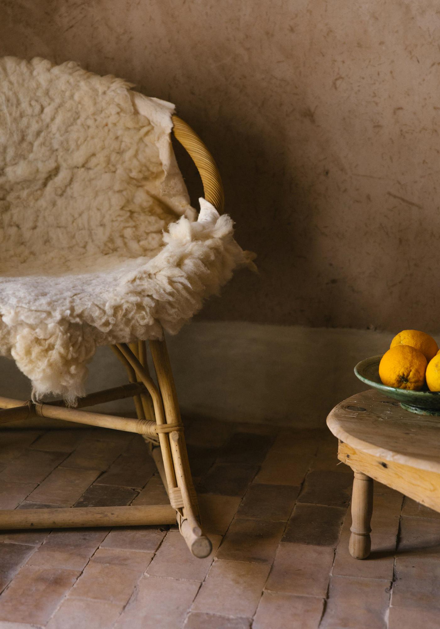 Berber Lodge Hotel Maison Oumnas Maroc Détails Mobiliers