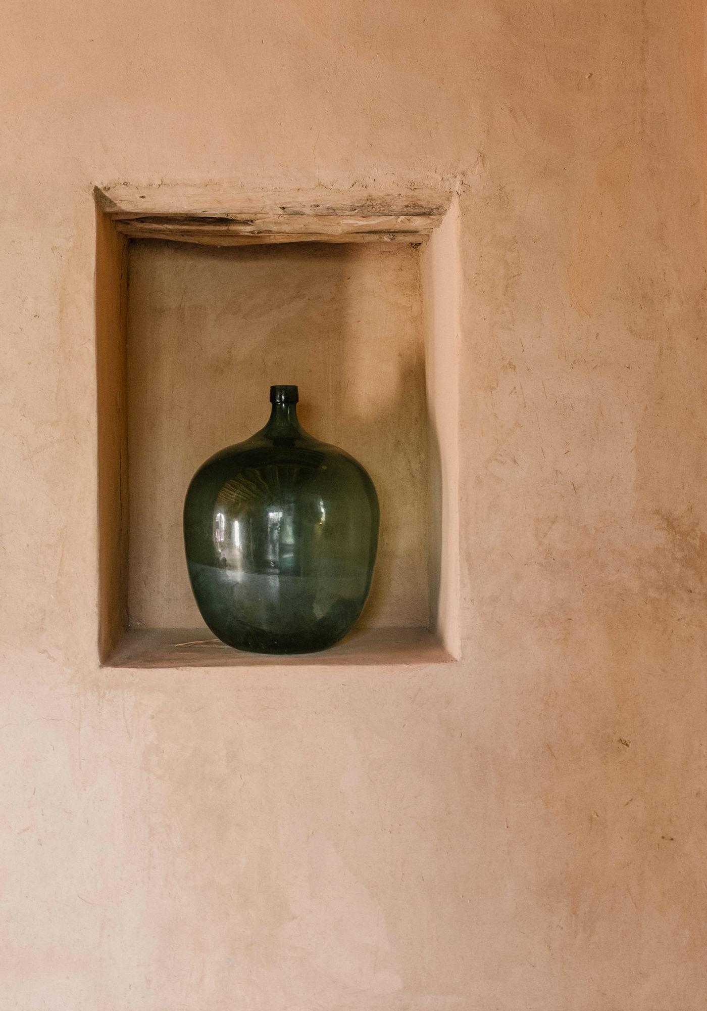 Berber Lodge Hotel Maison Oumnas Maroc Détails