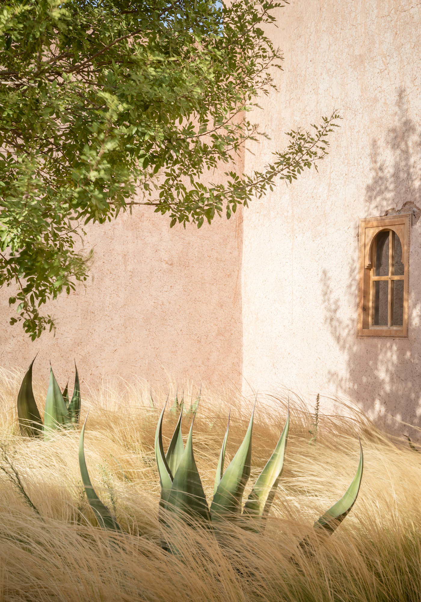 Berber Lodge Hotel Maison Oumnas Maroc Marrakech Details