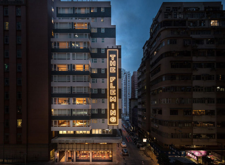 The Fleming Hotel Hong Kong Extérieur