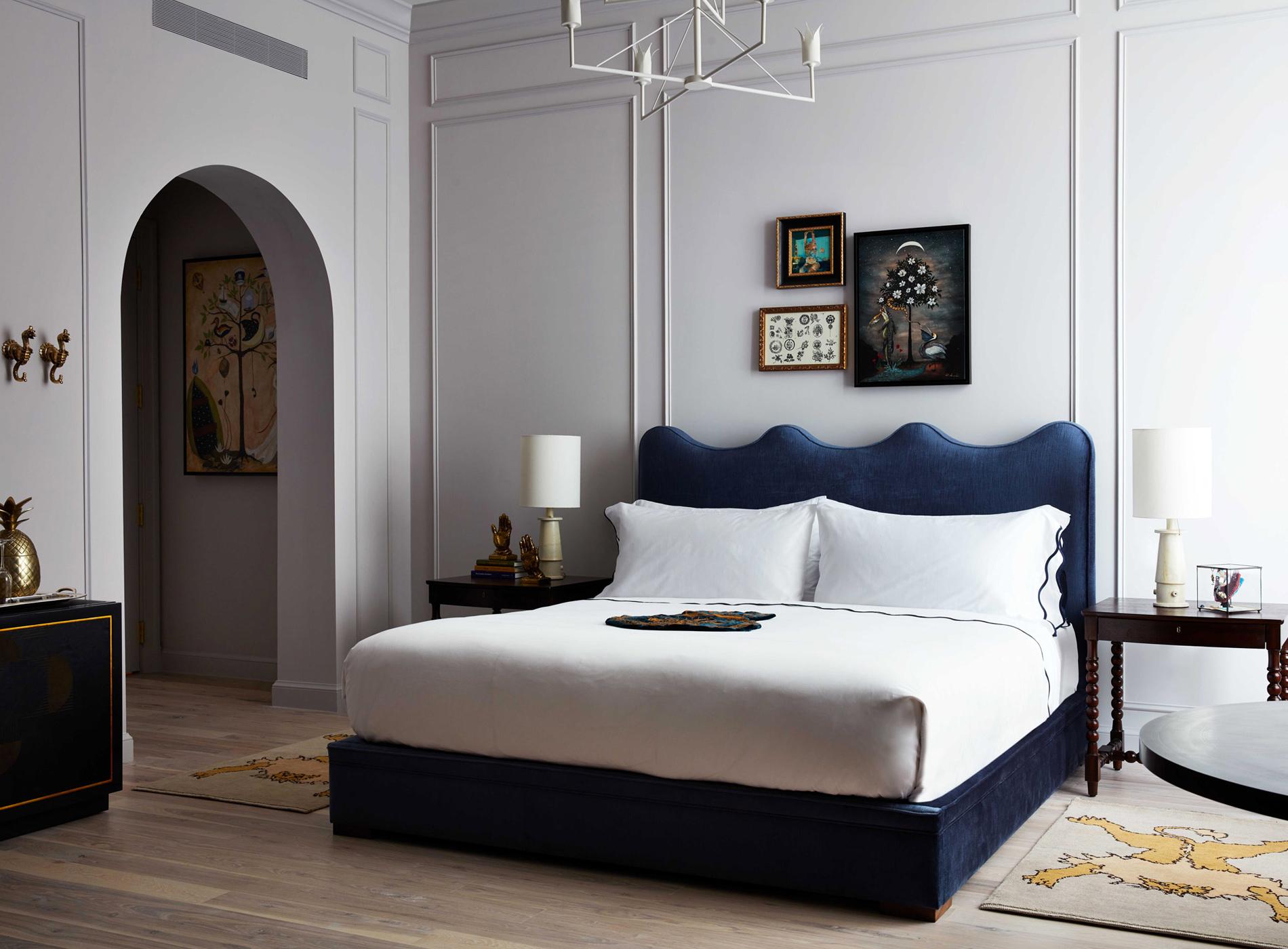 City Guide La Nouvelle-Orléans New Orleans La Maison de la Luz Ace Hotel Chambre