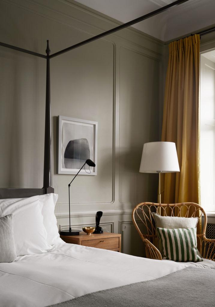 City Guide Stockholm Ett Hem Hotel Chambre