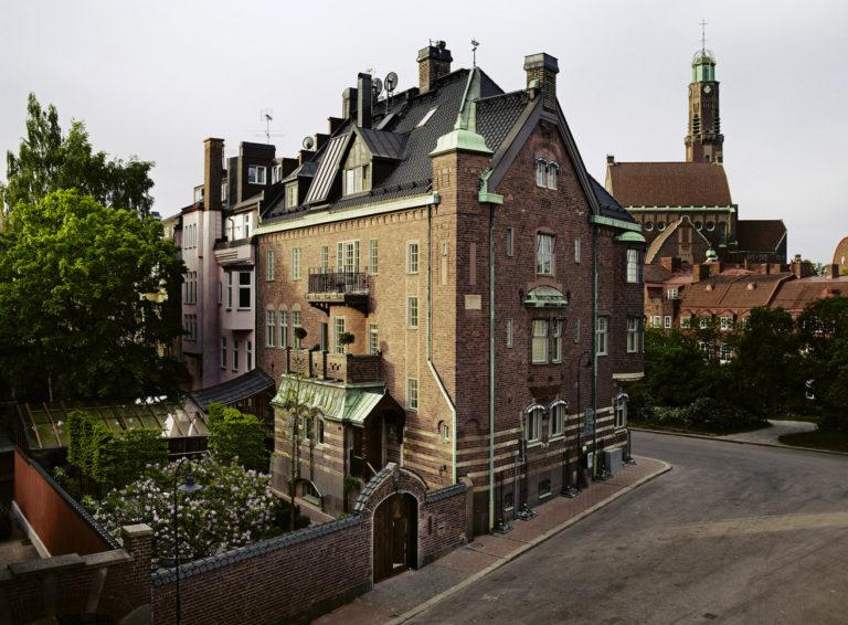 City Guide Stockholm Ett Hem Hotel Extérieur