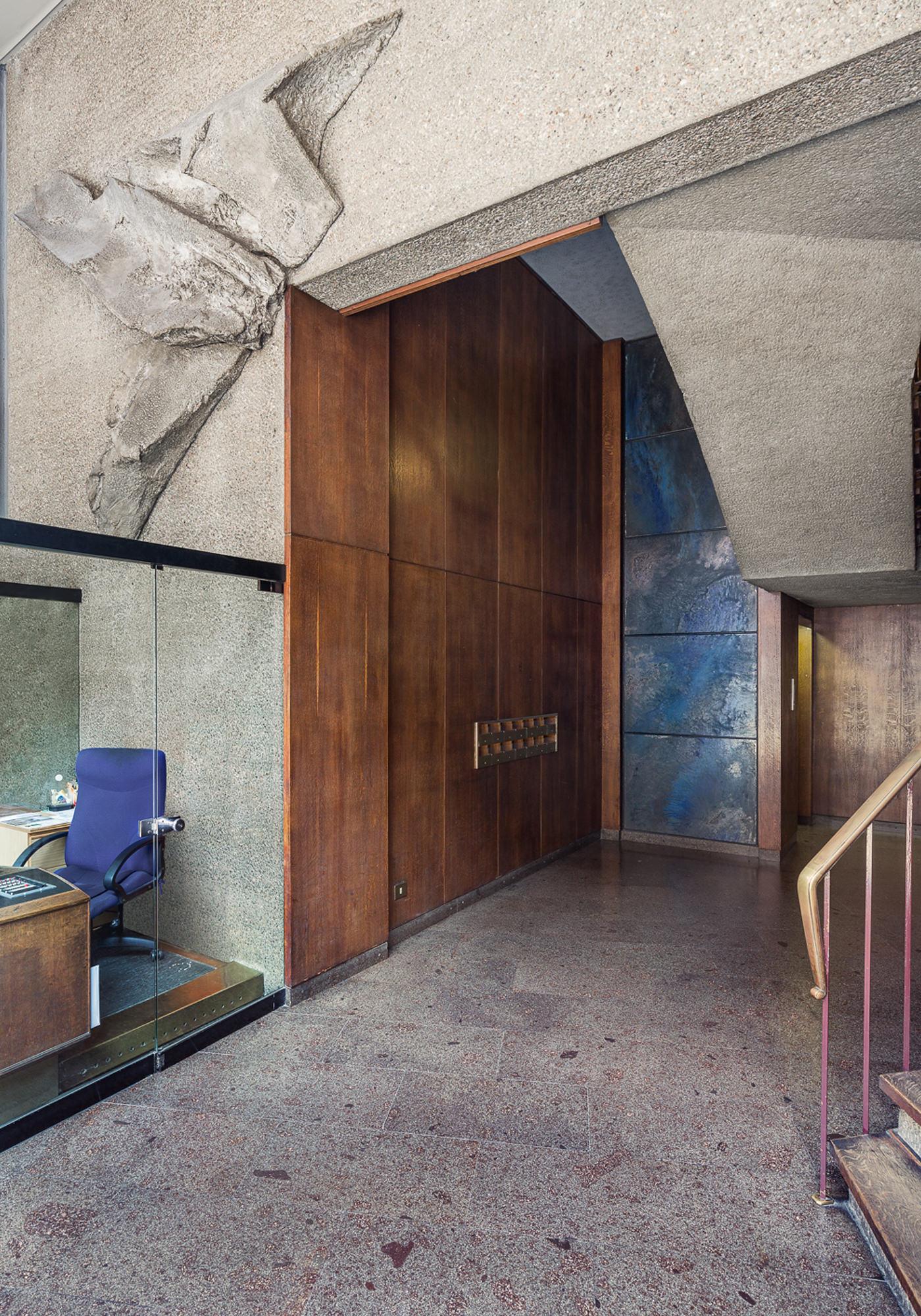 Entryways of Milan Taschen