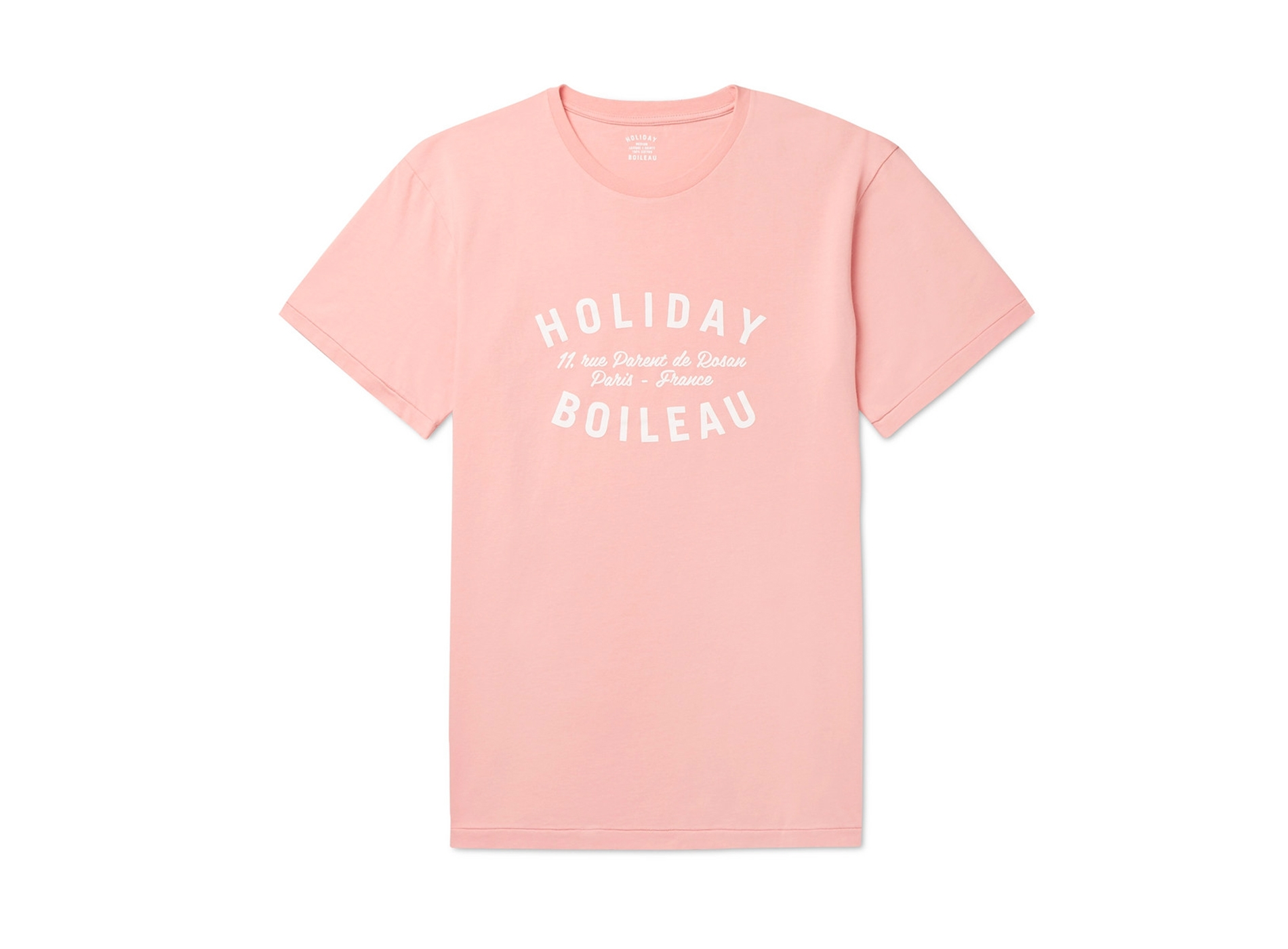 Travel Essentials Essentiels de Voyage Malibu T-Shirt Holiday Boileau