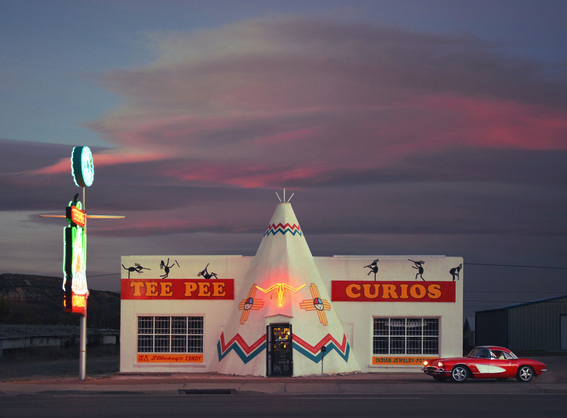 Hayley Eichenbaum Photography The Mother Road
