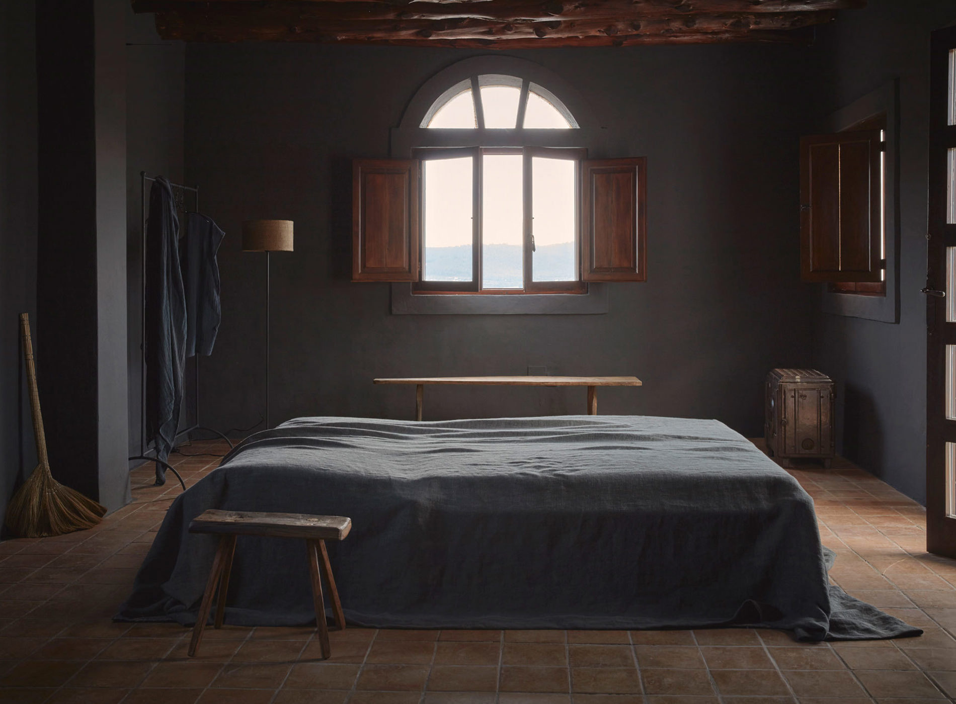 La Granja Ibiza Hotel Design Hotels Espagne Intérieur Chambre