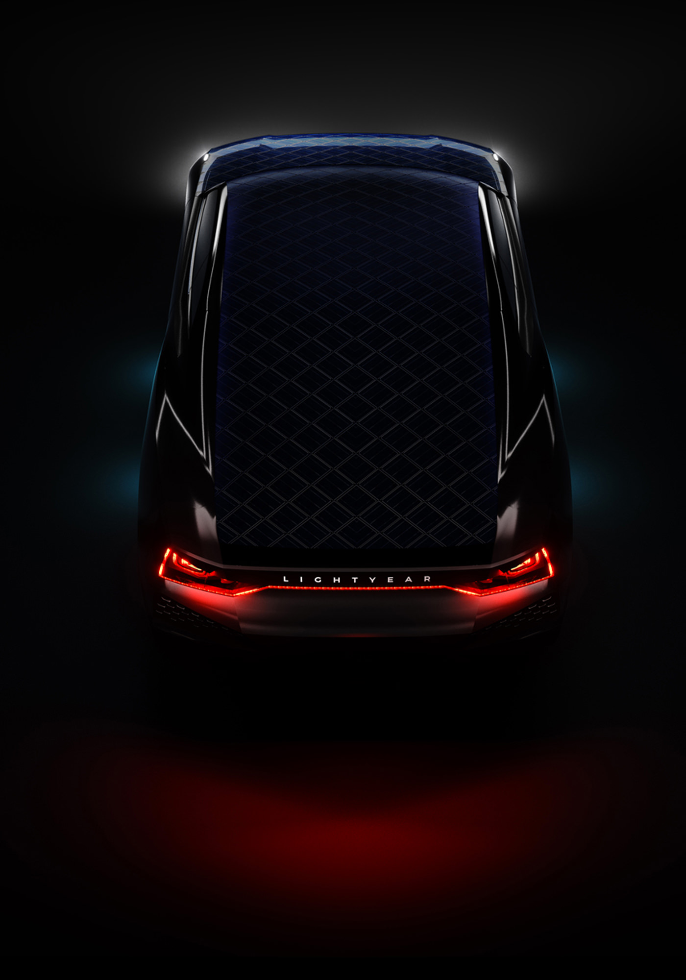 Lightyear One Voiture Electrique Chargement Solaire Teaser