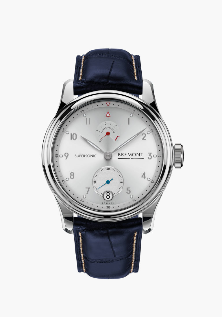Montre Bremont Concorde Edition Limitée British Airways