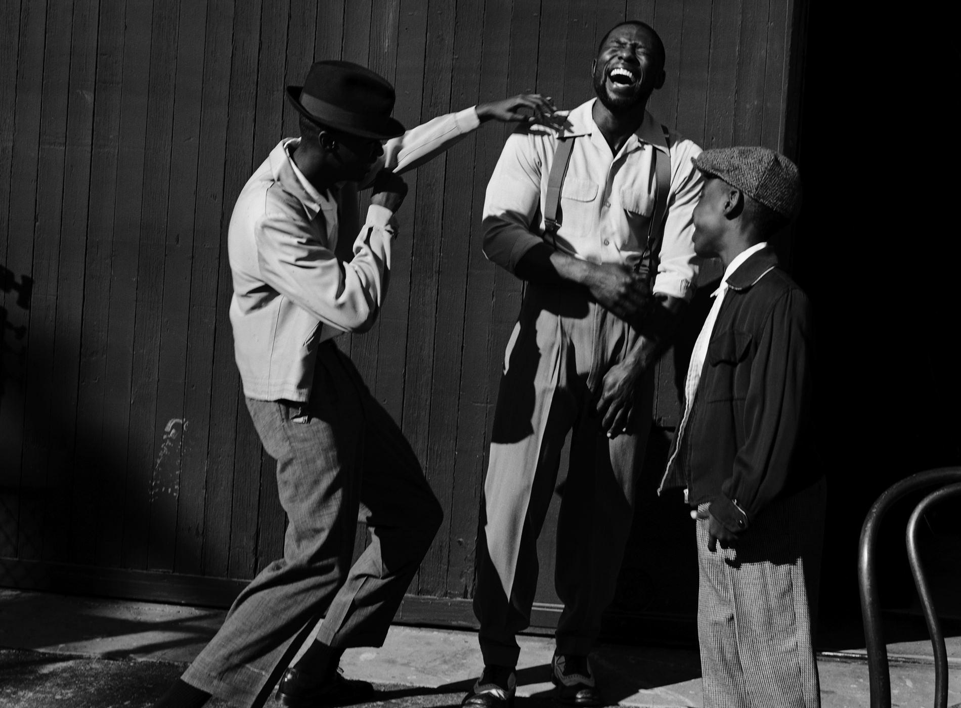 Jack Davison Photographie L.A New York Times Noir et Blanc
