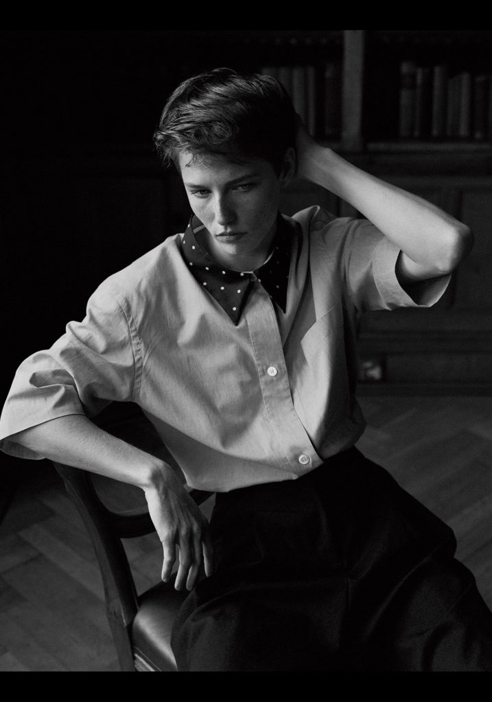Jack Davison Photographie Portrait Margaret Howell