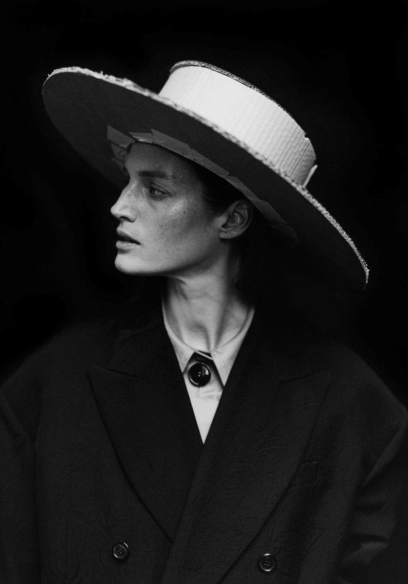 Jack Davison Photographie Portrait Noir et Blanc