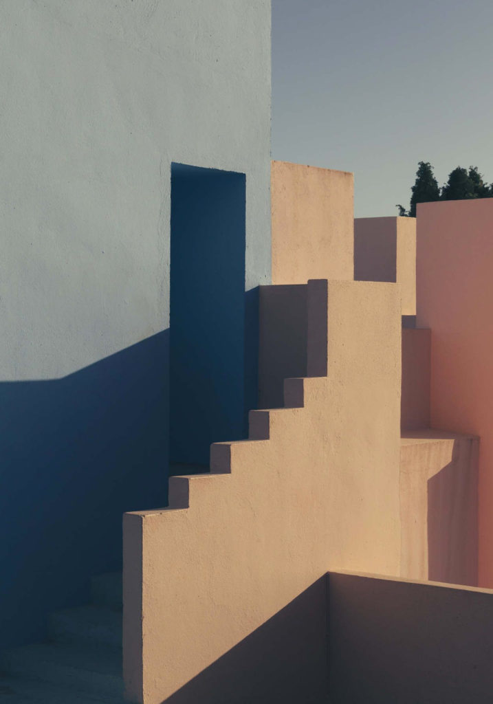 Romain Laprade Architecture Muralla Roja
