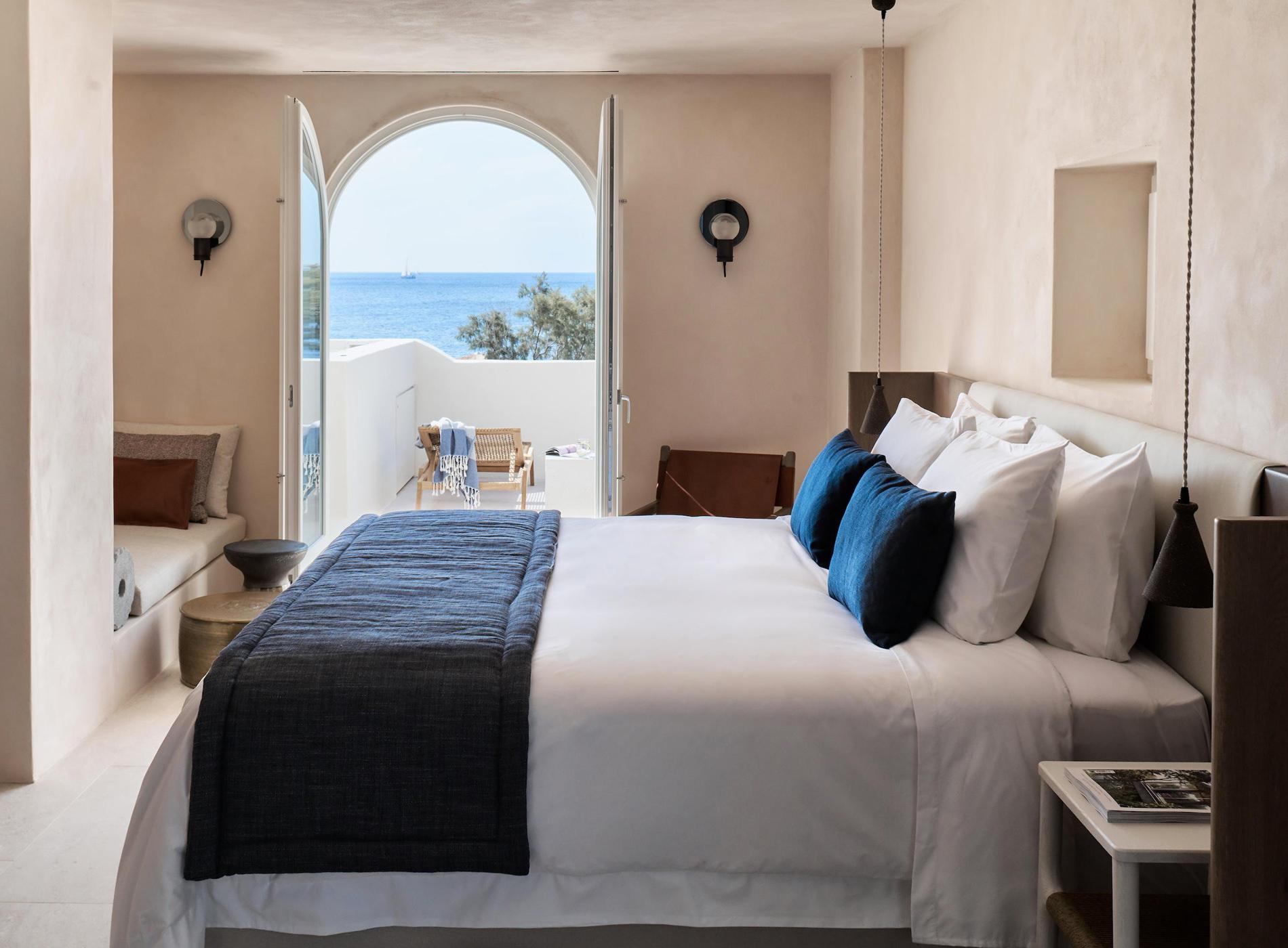 Santorin Hôtel Istoria Boutique Hotel Grèce Suite