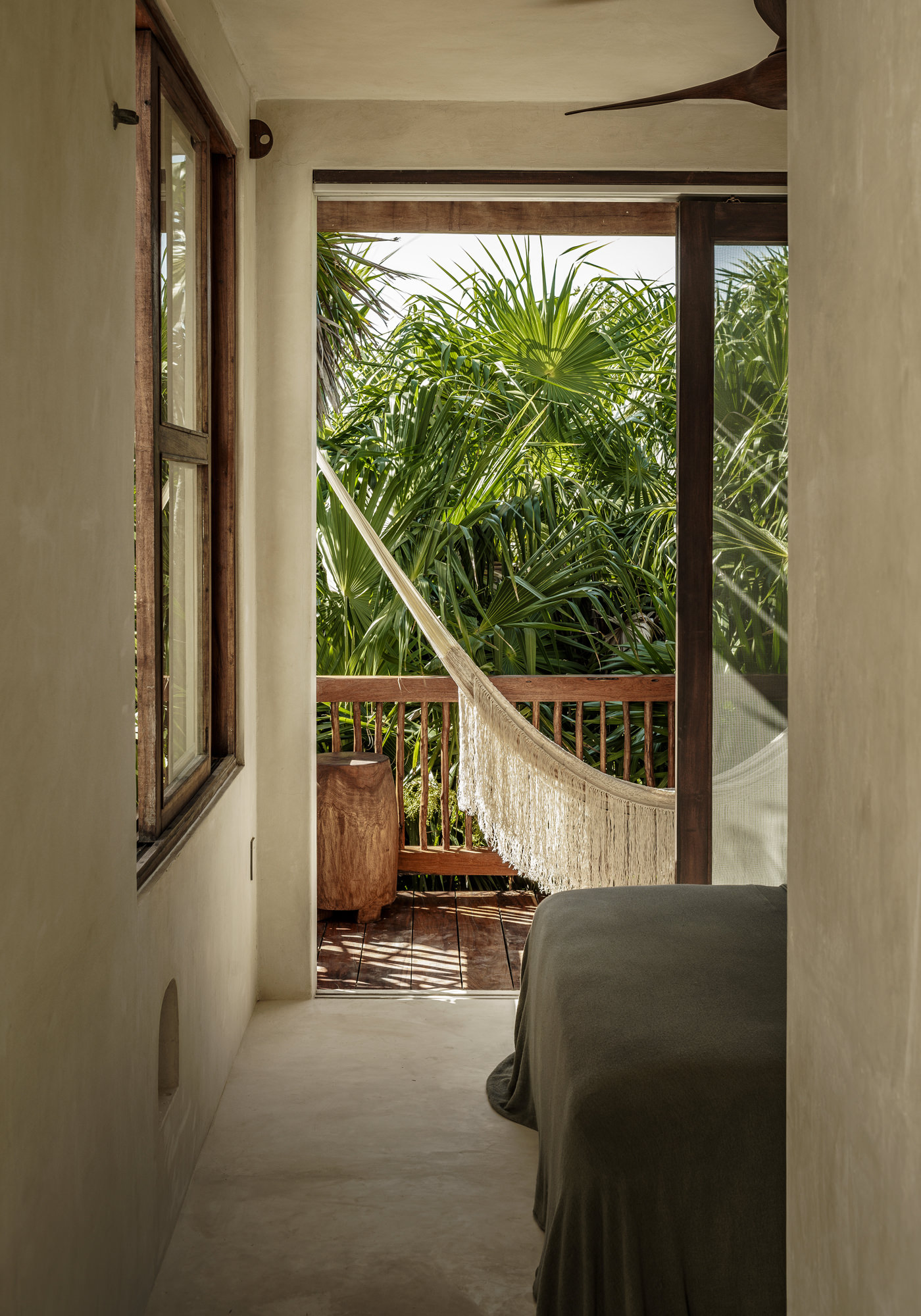 Location Rental Maison Tulum Treehouse Yucatan Mexique