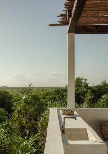 Tulum Treehouse Yucatan Mexique Location Rental Maison