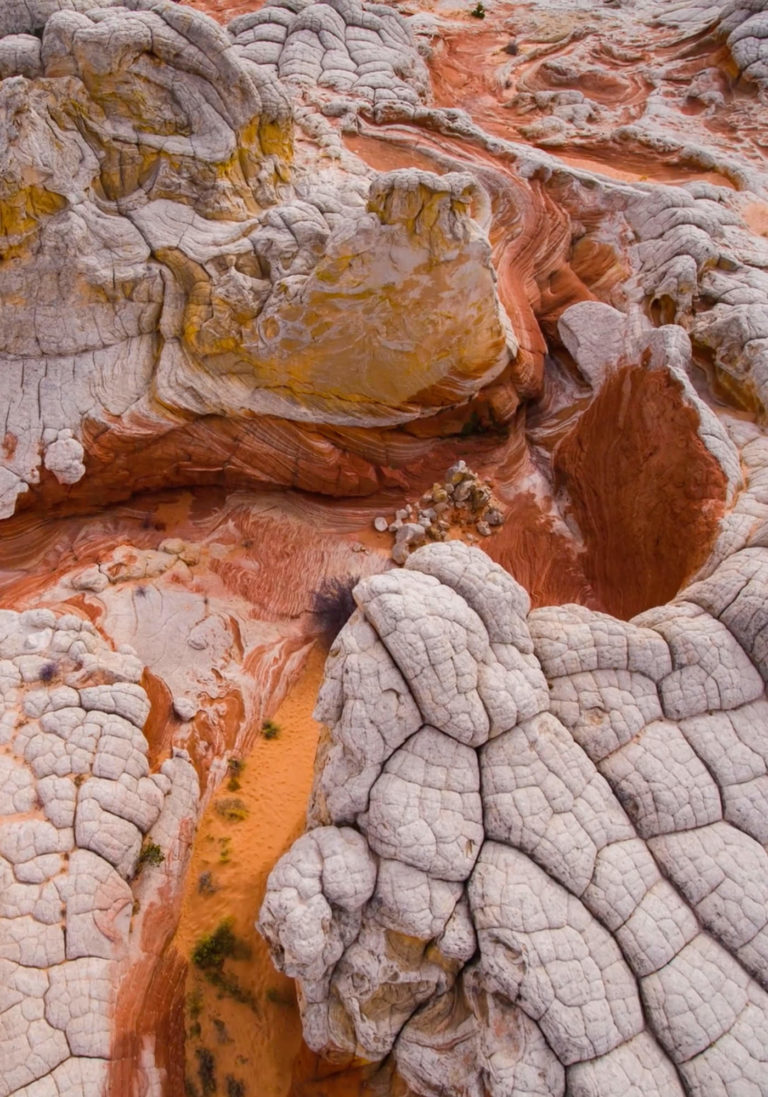 Vermilion Cliffs National Monument Andrew Walker Footage Drone