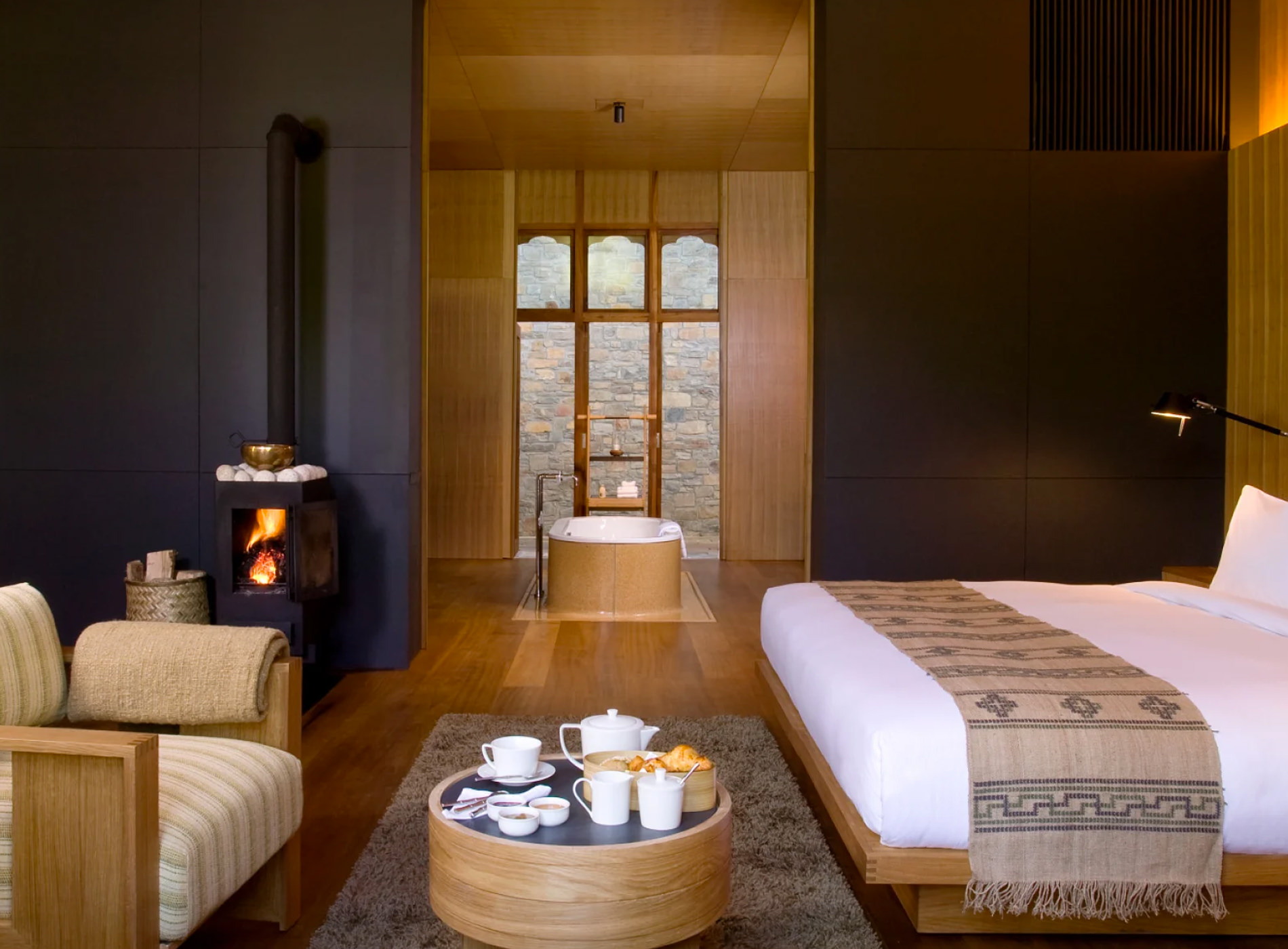 Amankora Lodges Bhoutan Bumthang Lodge Suite
